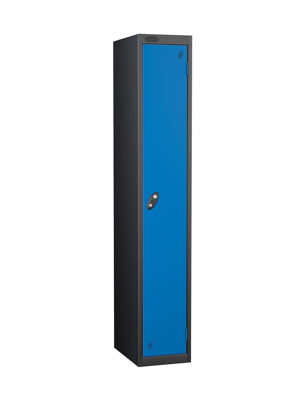 Probe 1 door black body blue
