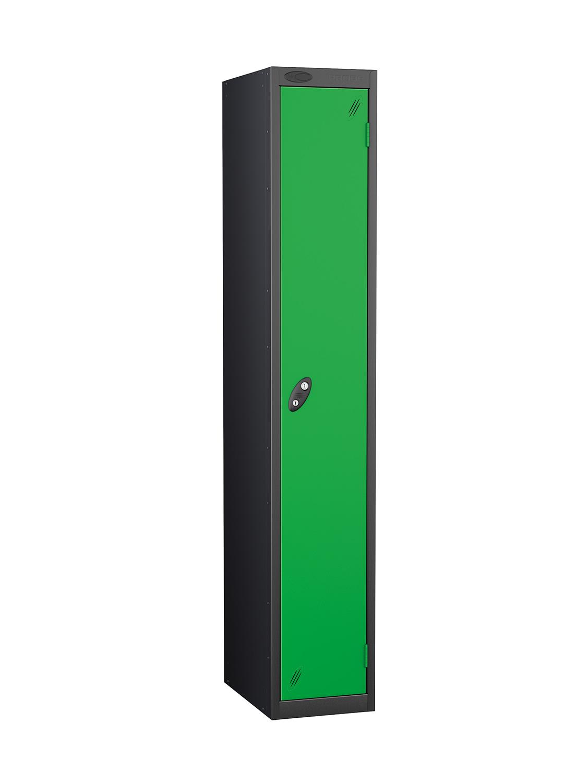 Probe 1 door black body green