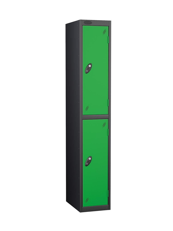 Probe 2 door black body green