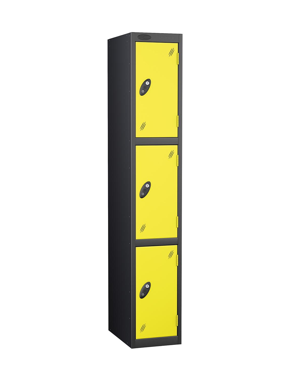 Probe 3 doors black body yellow