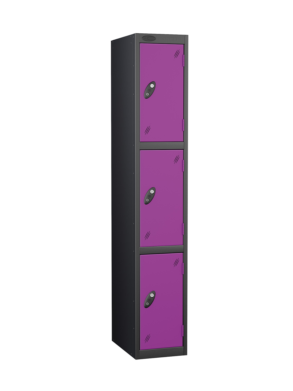 Probe 3 doors black body lilac