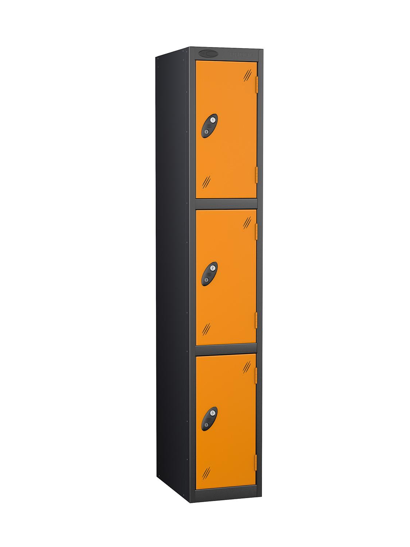 Probe 4 doors black body orange
