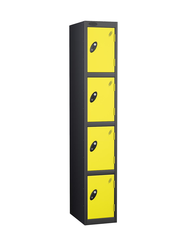 Probe 4 doors black body yellow