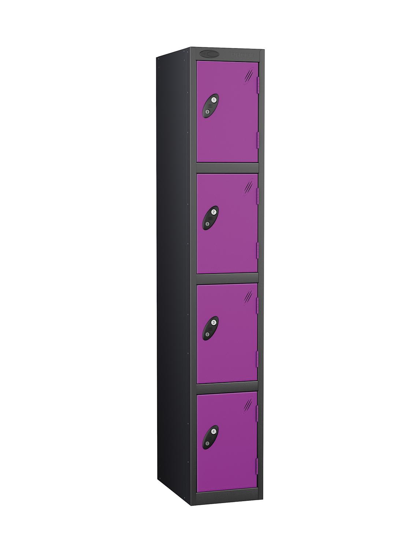 Probe 4 doors black body lilac