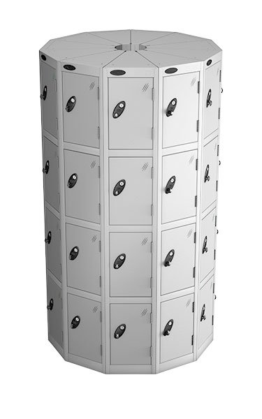 Probe 4 door with 11 seed silver podbox pod locker