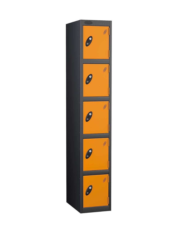 Probe 5 door black body orange
