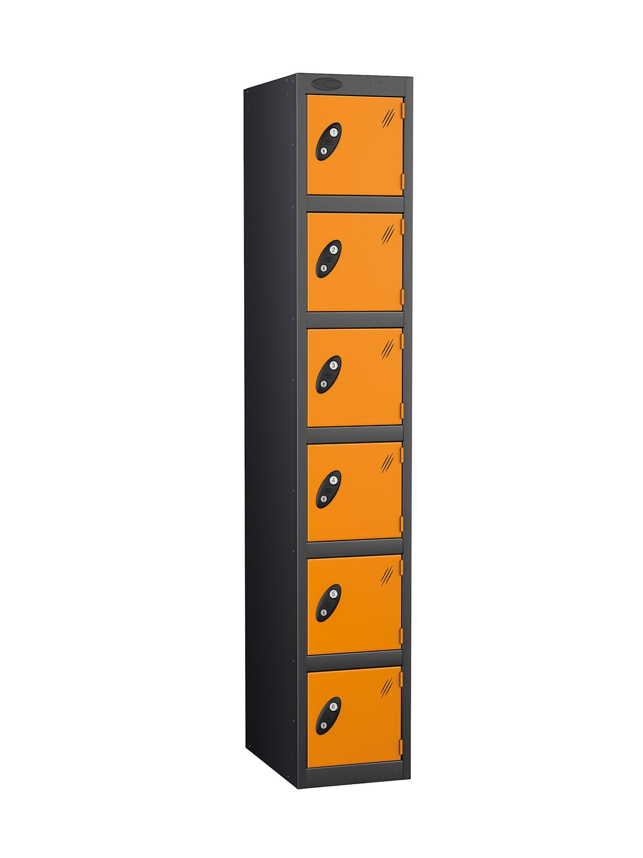 Probe 6 doors black body orange