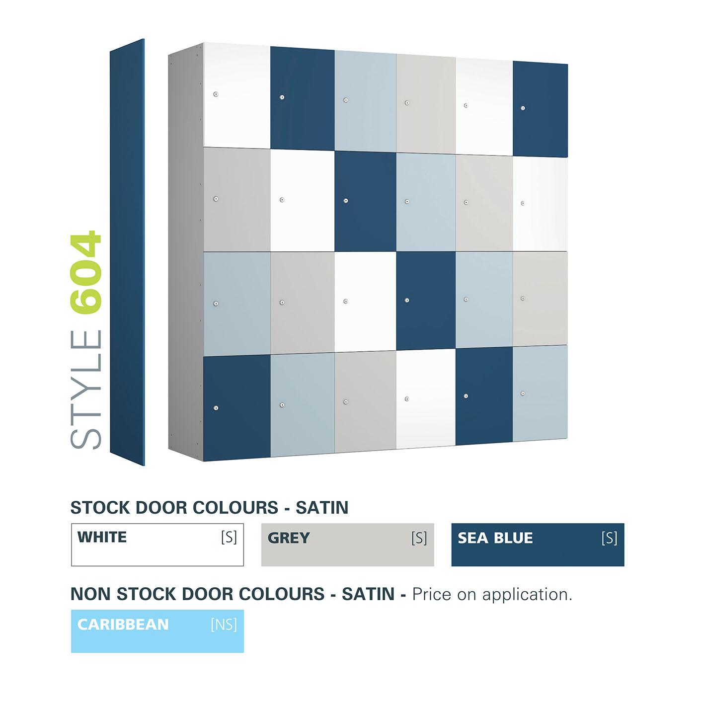 Probe buzzbox colours style 604