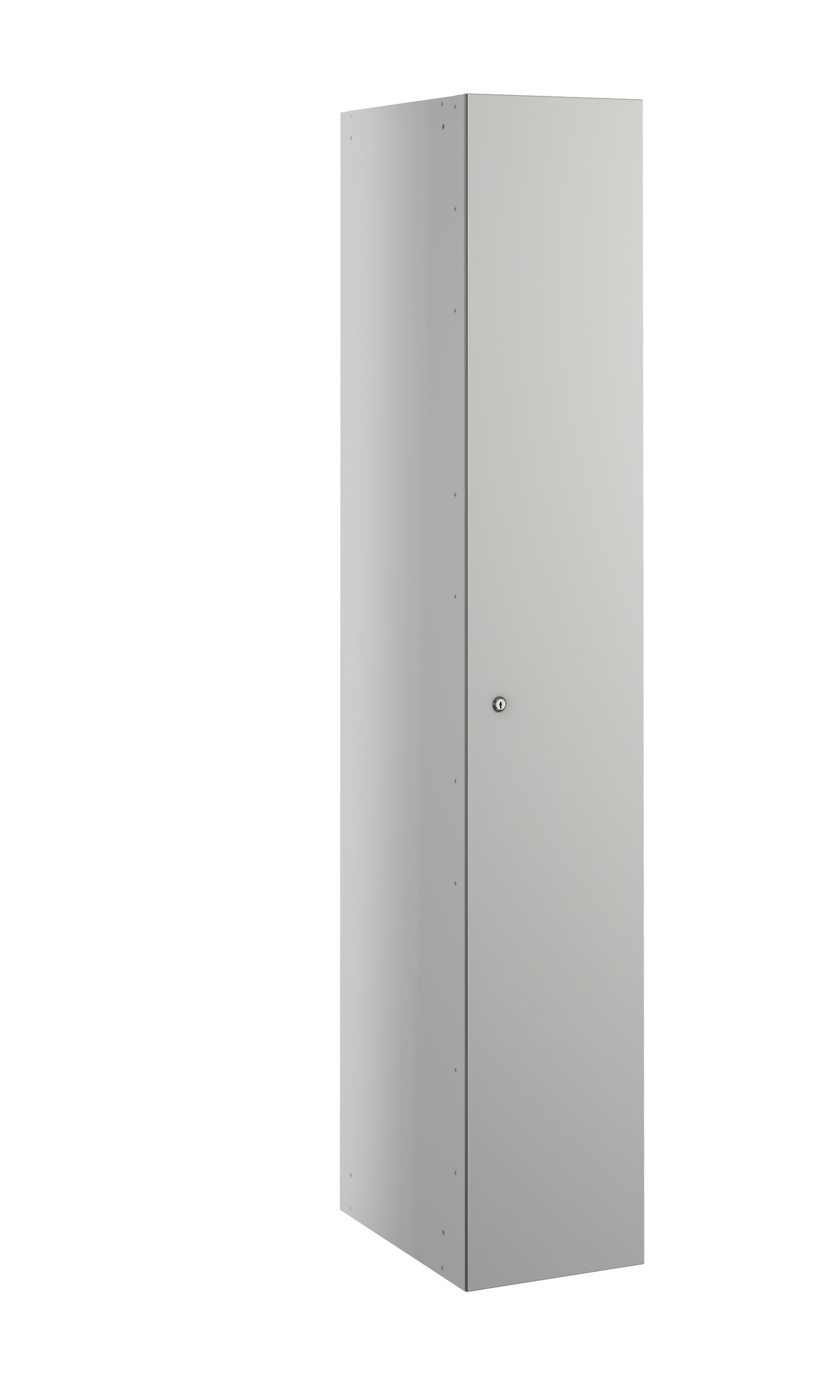 Probe buzzbox laminate 1 door white