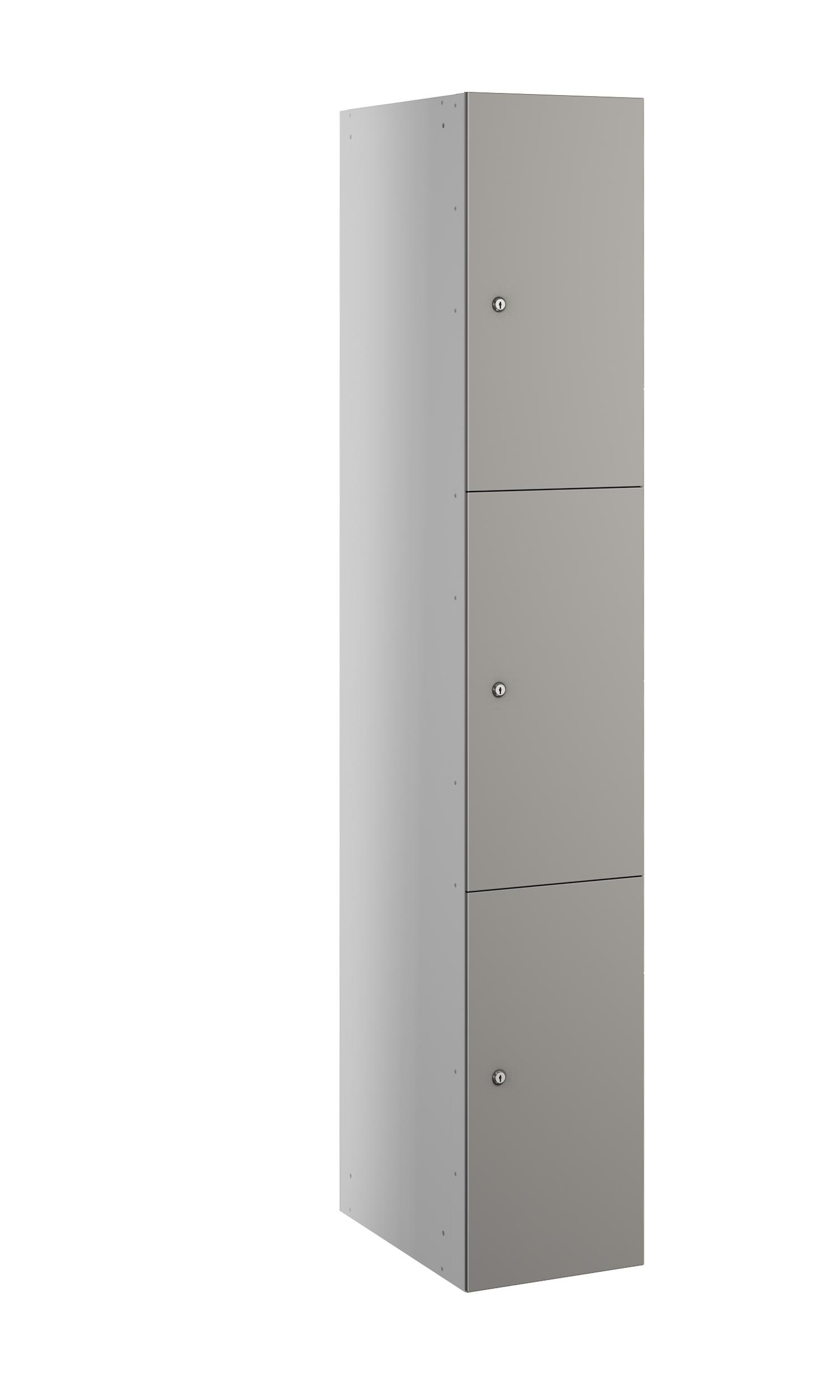 Probe buzzbox laminate 3 door grey