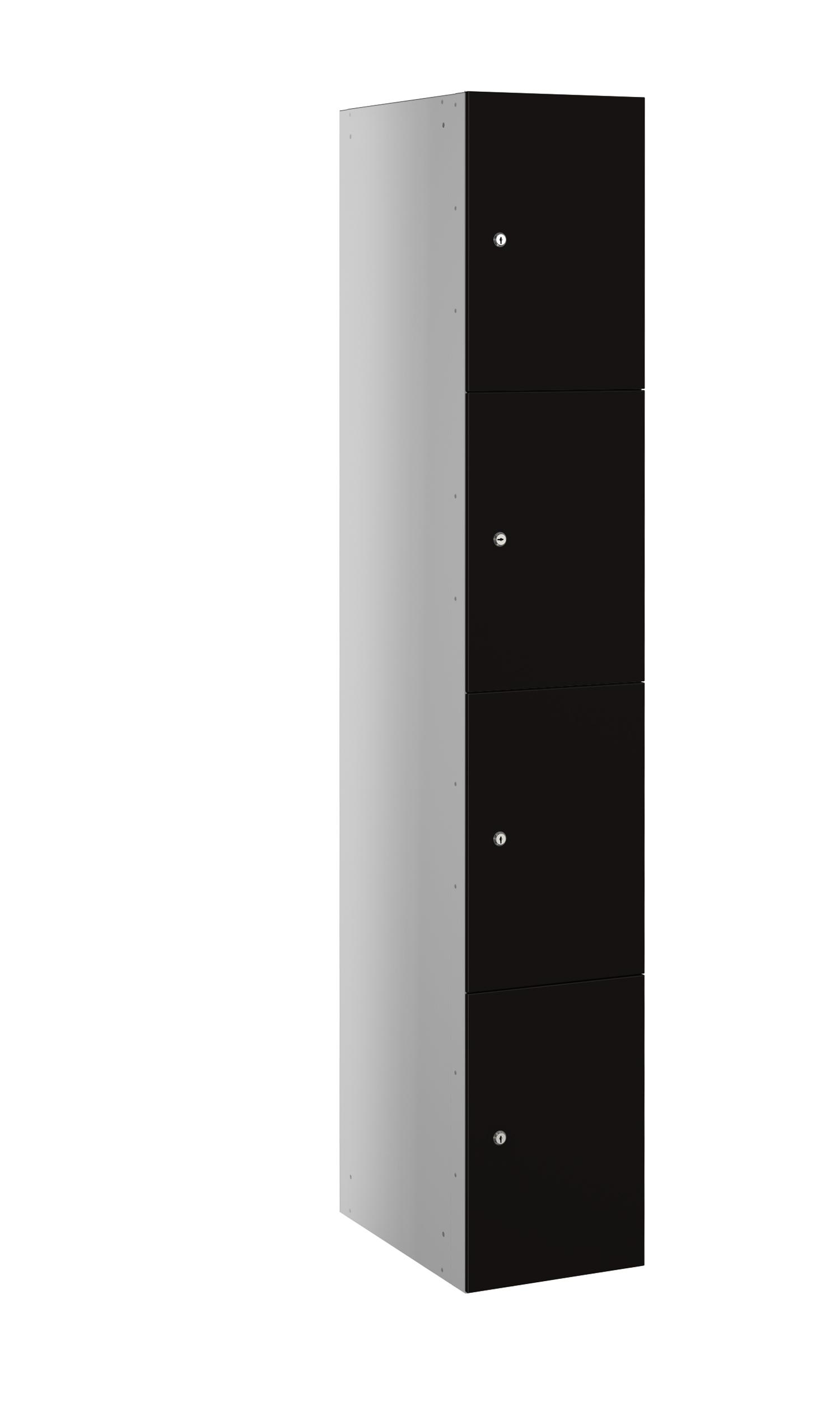 Probe buzzbox laminate 4 doors anthracite