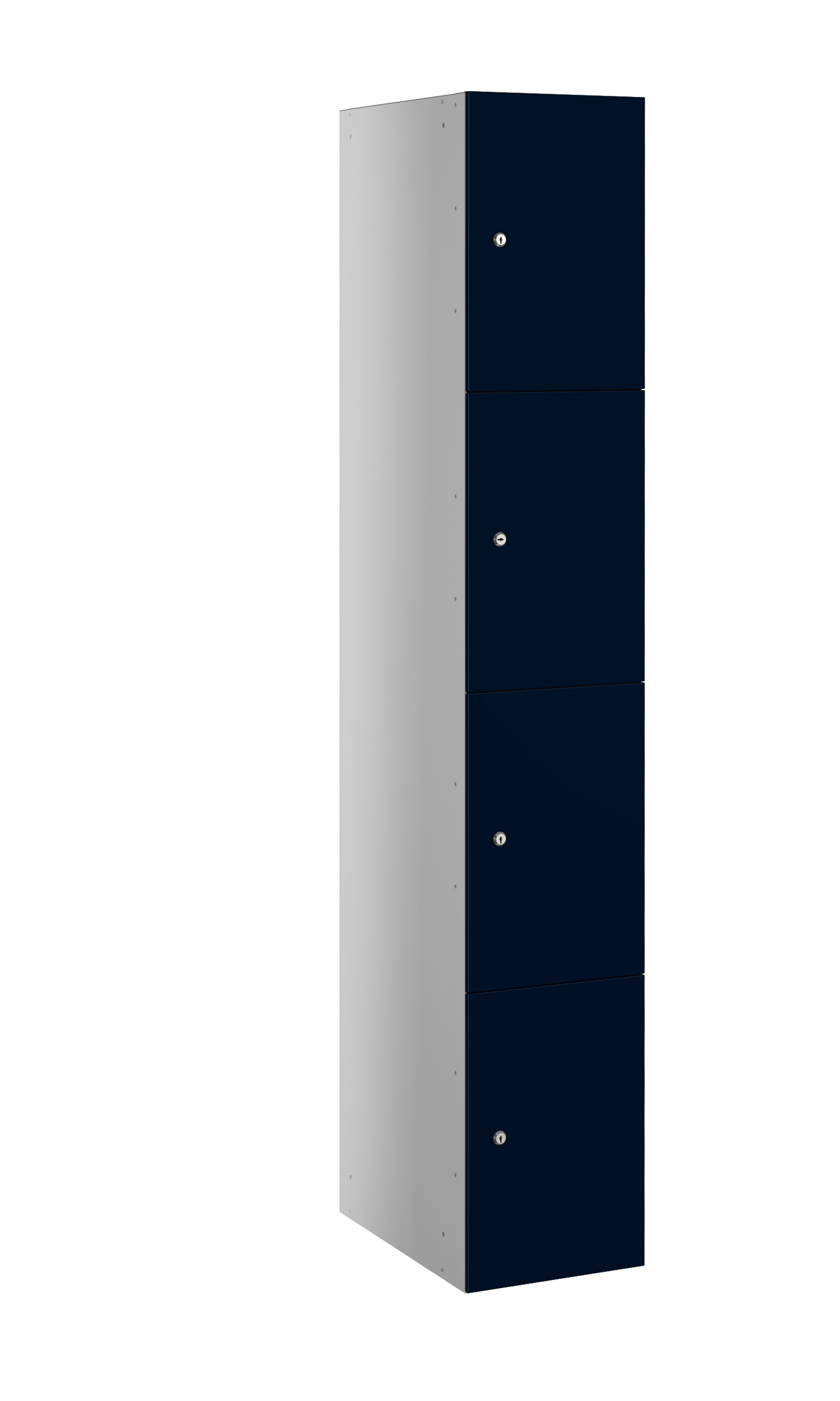 Probe buzzbox laminate 4 doors blue