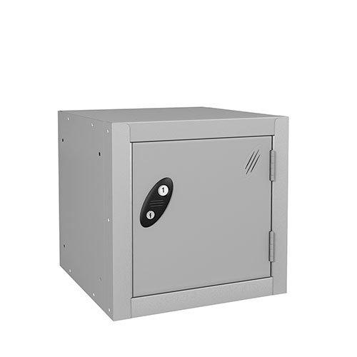 Probe cube locker silver