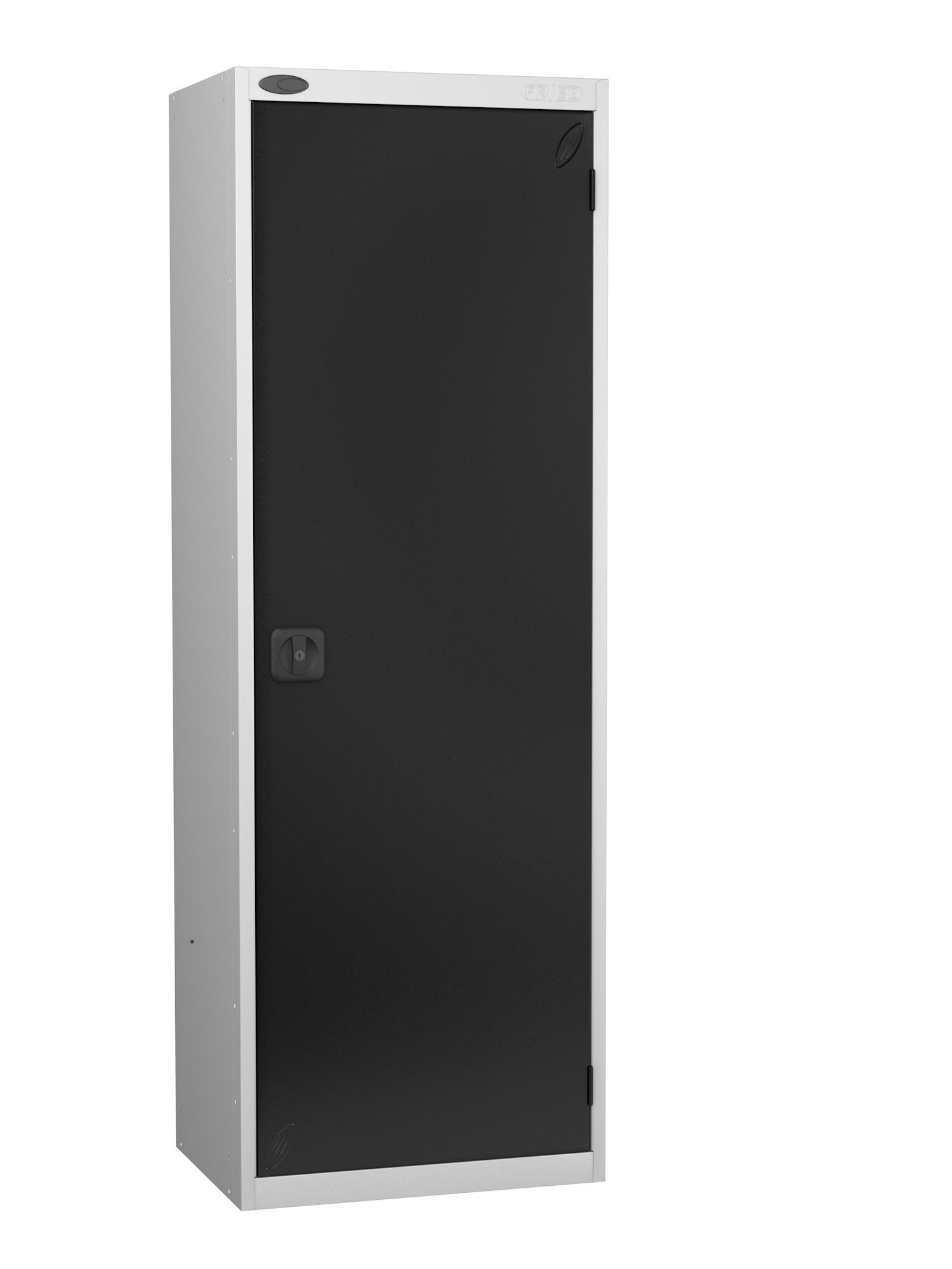 Probe high capacity specialist locker with black door