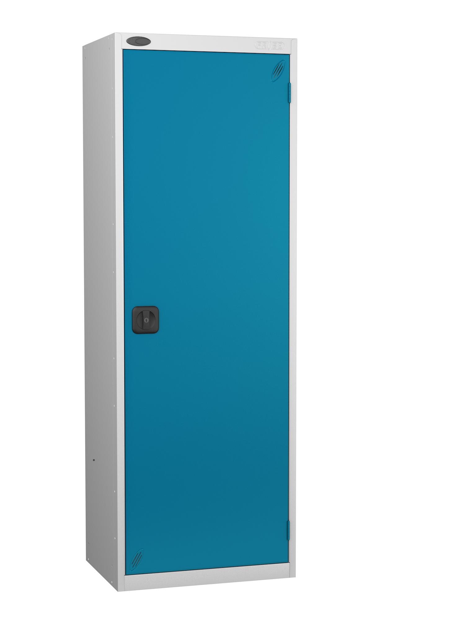 Probe high capacity specialist locker with blue door