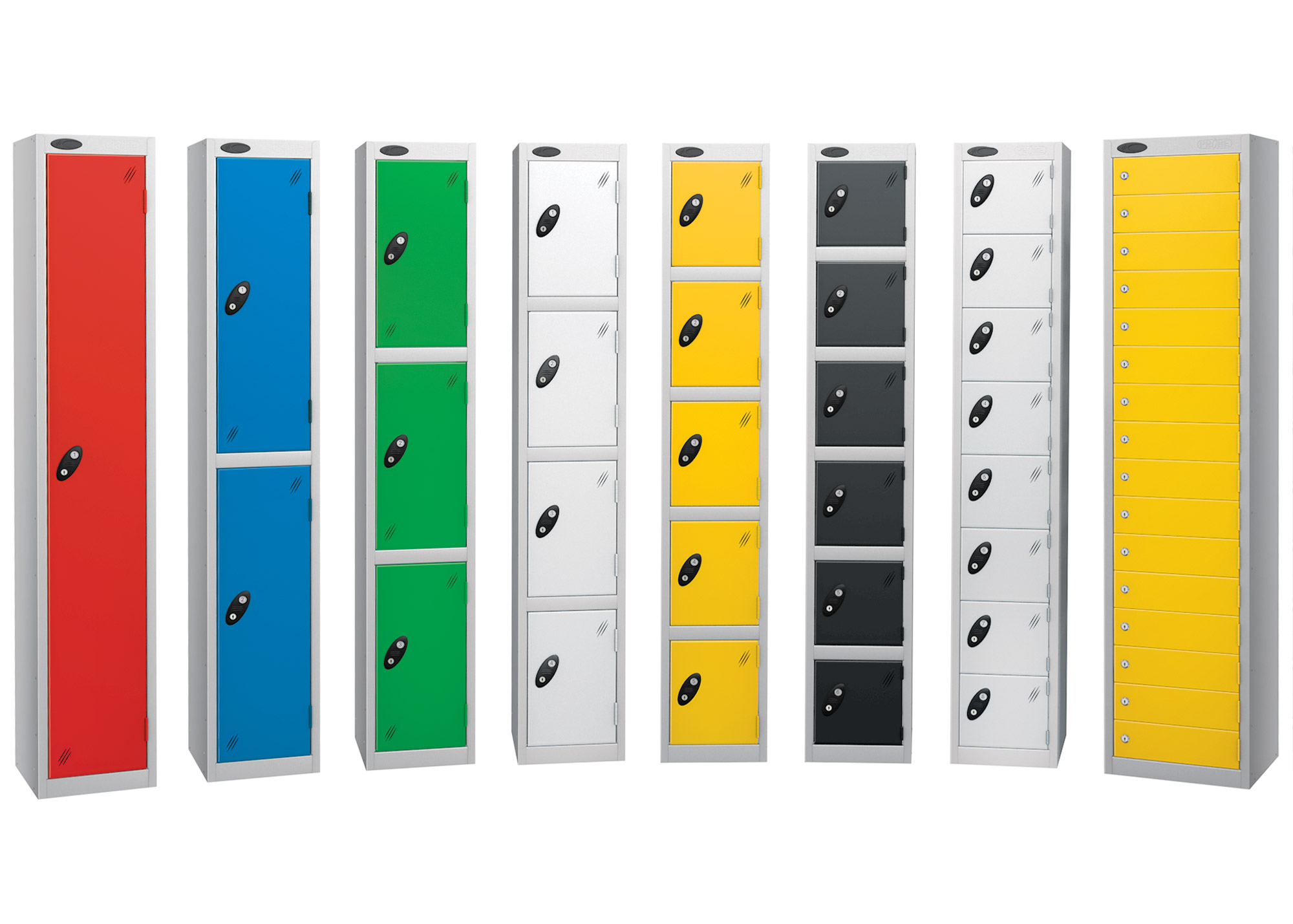 Probe steel locker for family
