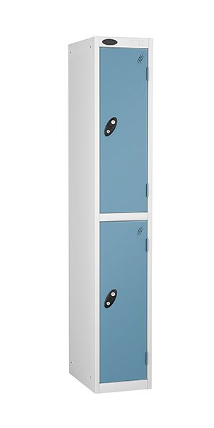 Probe two doors steel locker