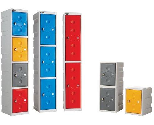 Probe set ultrabox plastic locker