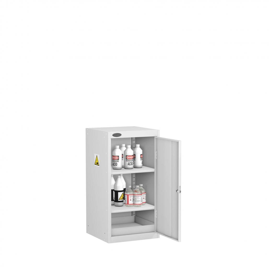 Probe acid cabinet small single door