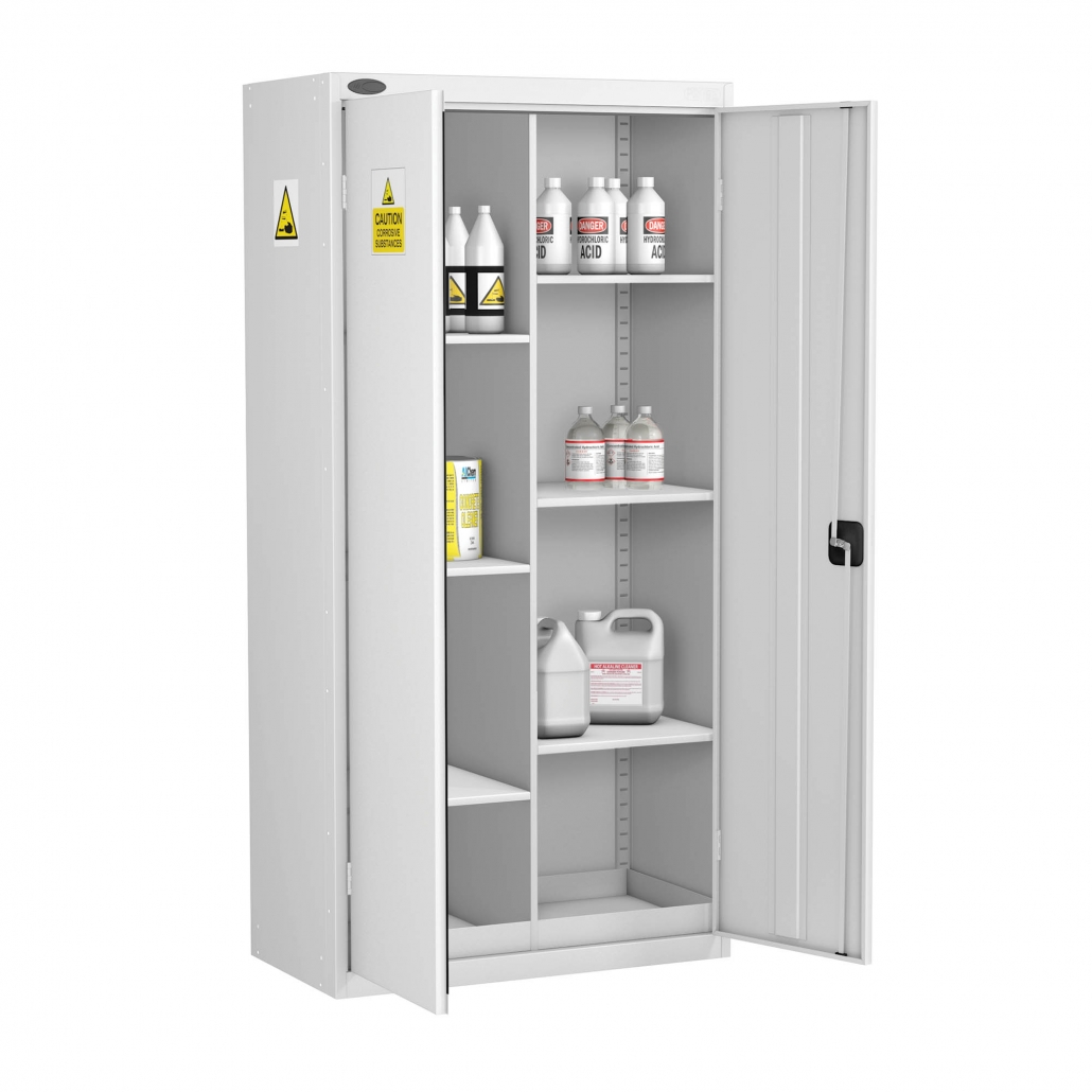 Probe acid cabinet standard compartment