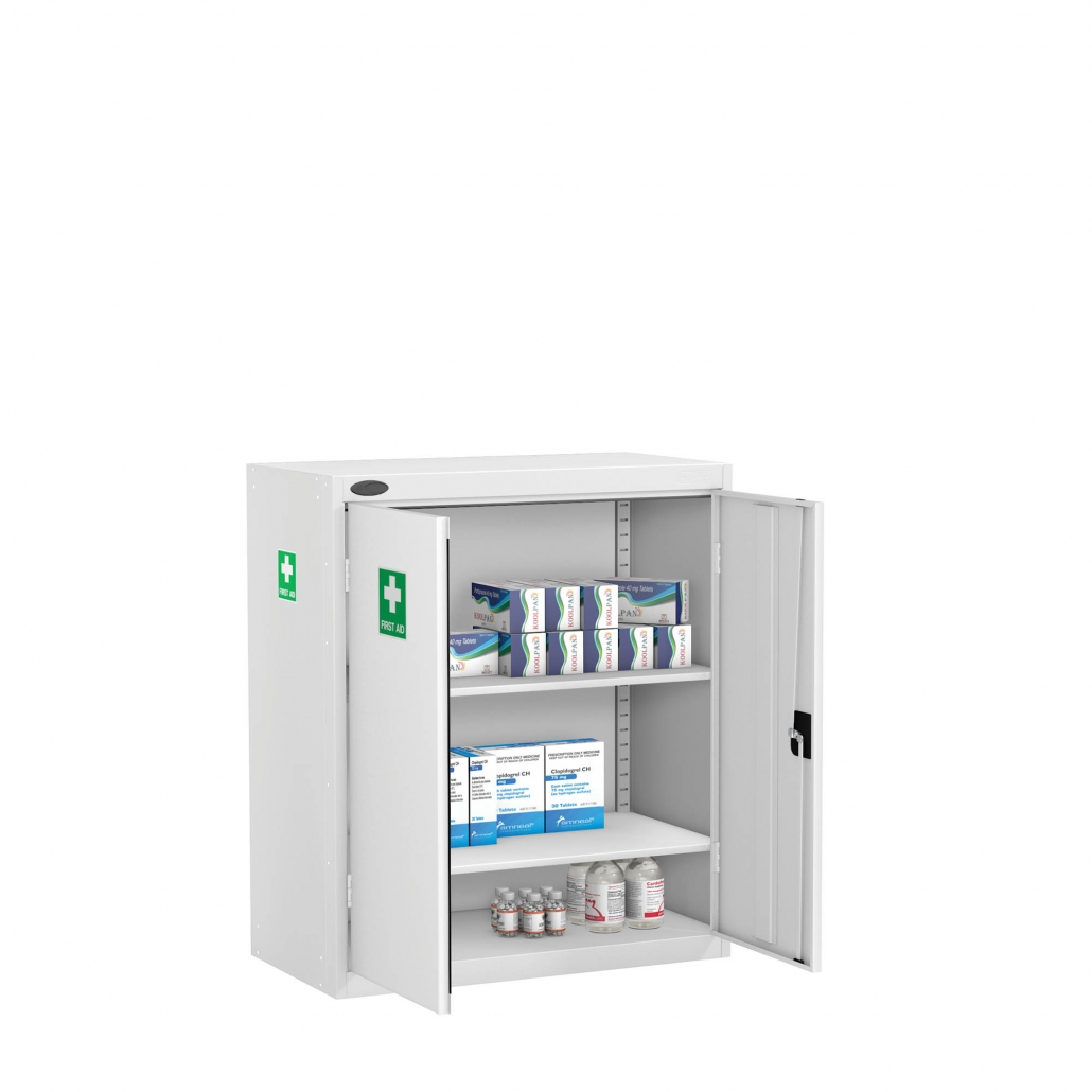 Probe medical cabinet low
