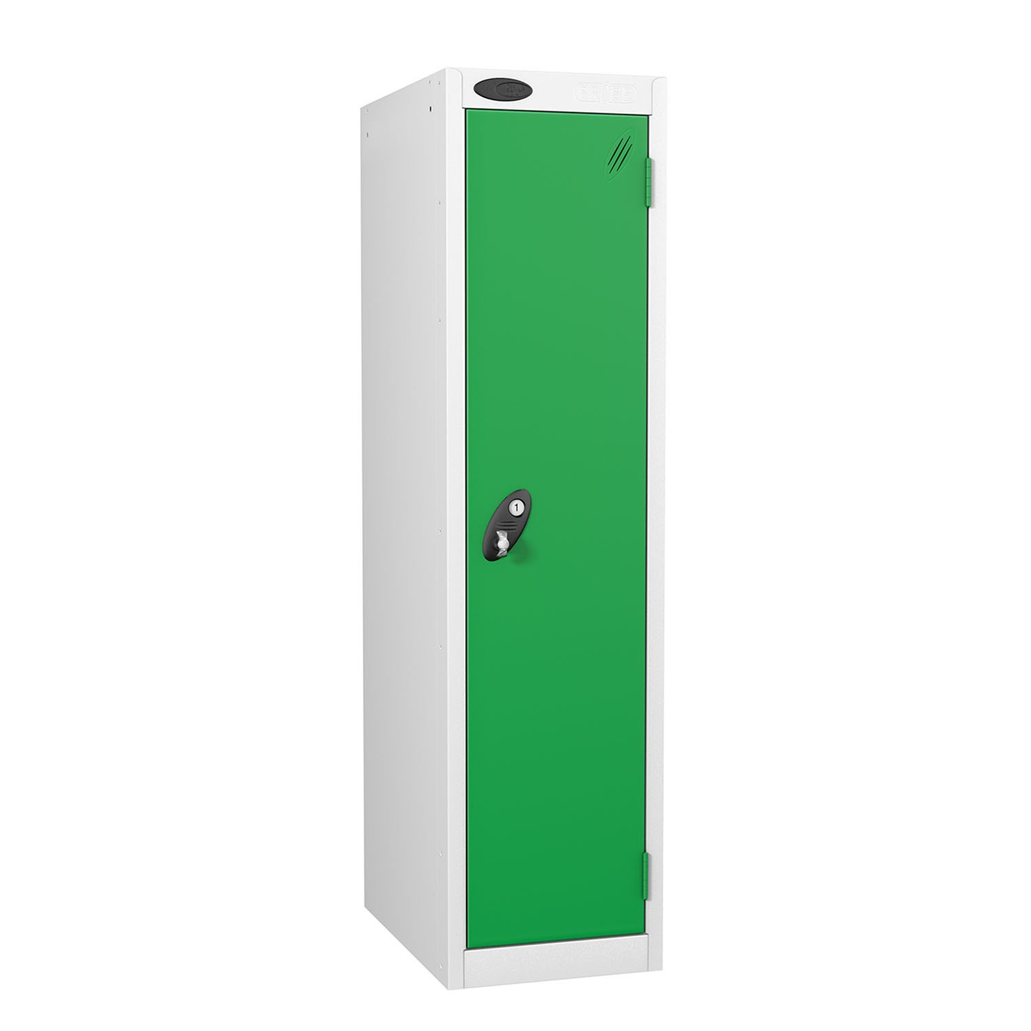 Probe 1 door low locker in green colour