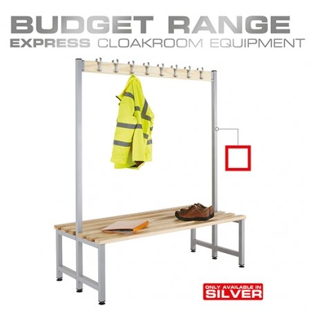 Probe cloakroom in budget range