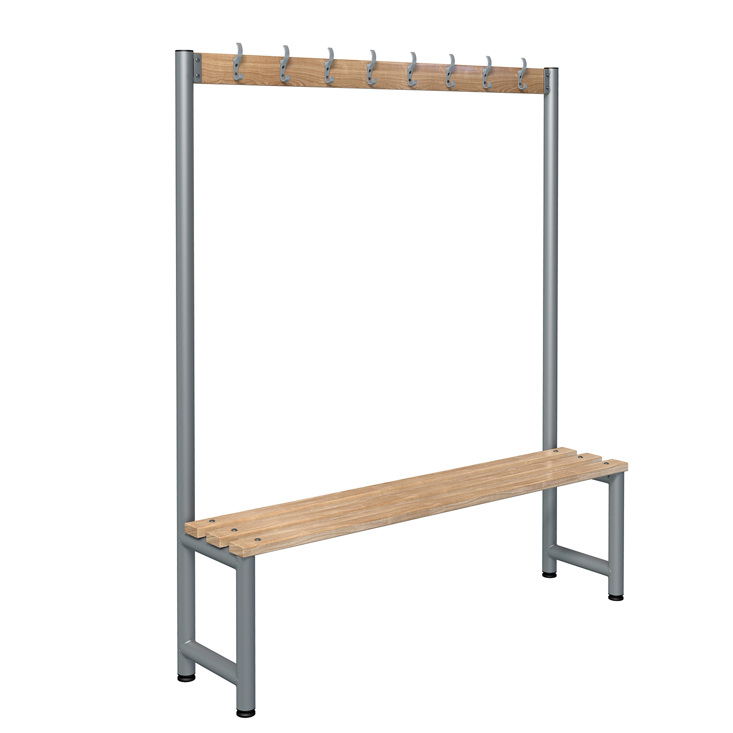 Probe cloakroom hook bench