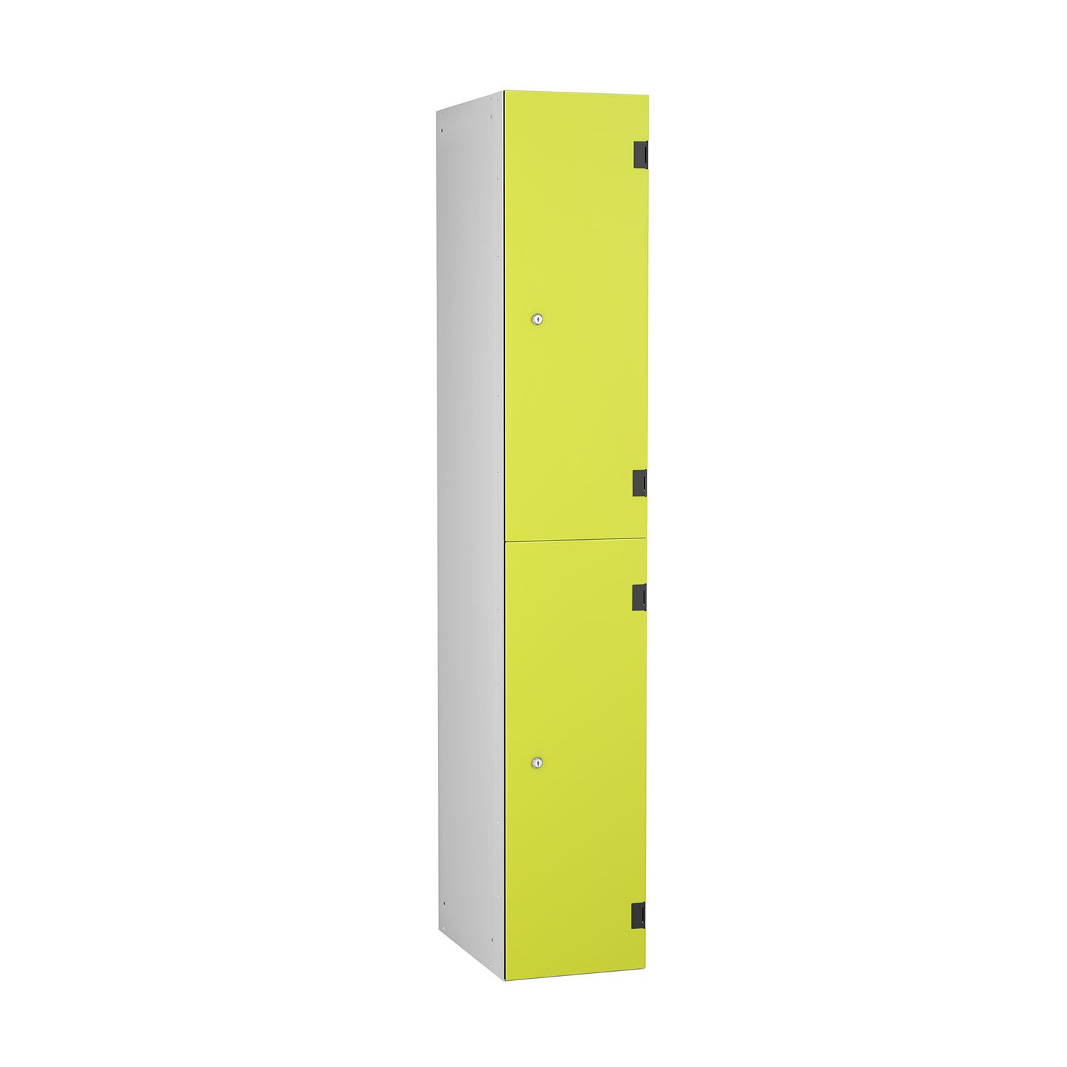 Probe shockproof 2 doors silver yellow