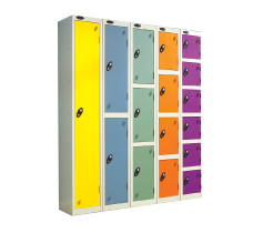 Probe lockers category