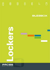 Click to download probe buzzbox lockers brochure