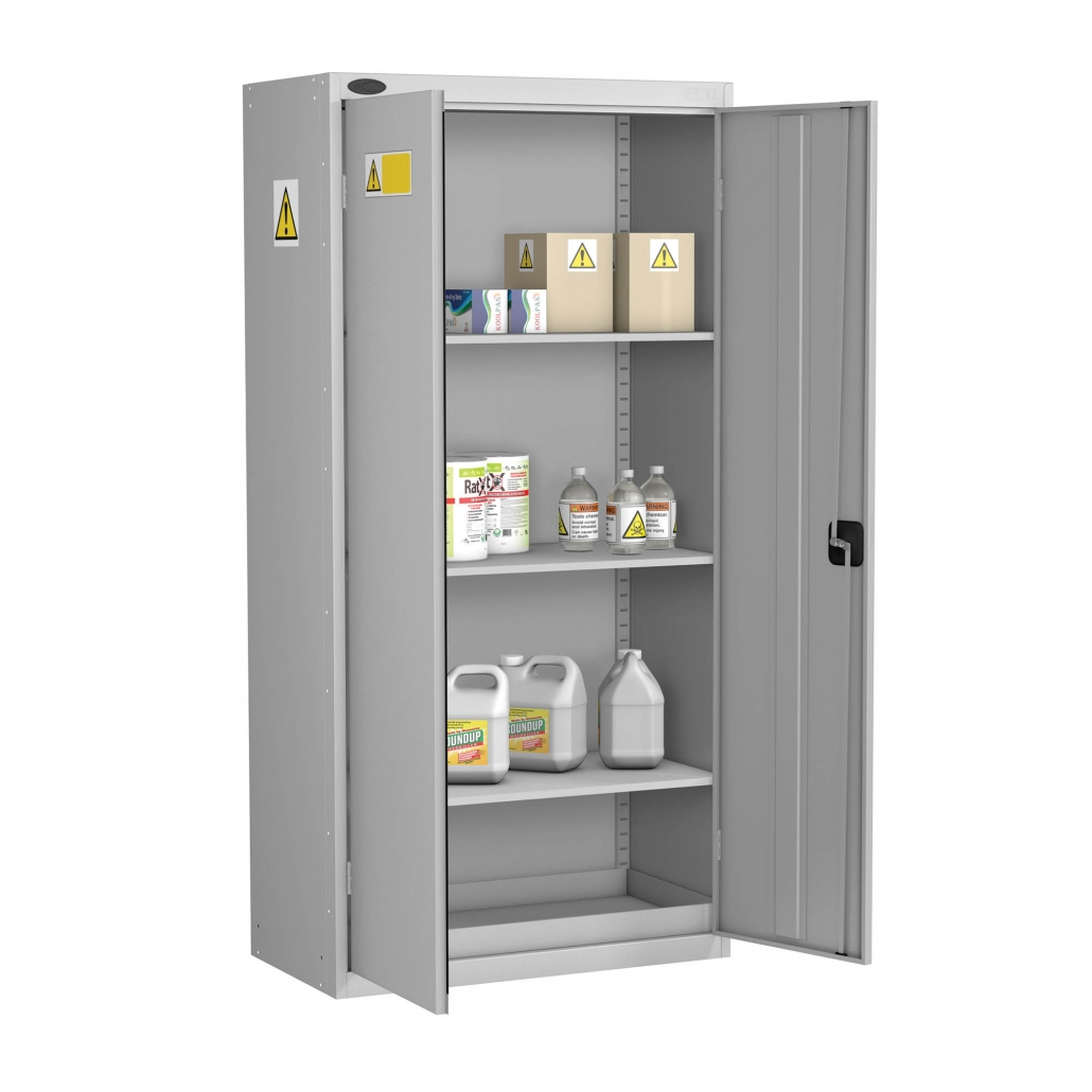 Probe cosh cabinet standard shelves
