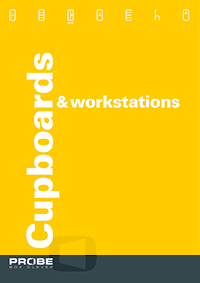 Click to download probe cupboards and workstations brochure