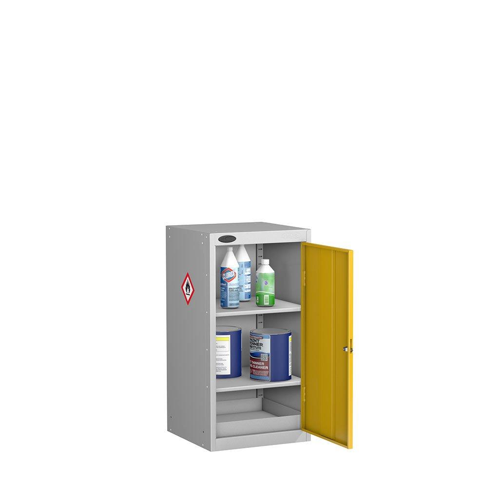 Probe hazardous cabinet low