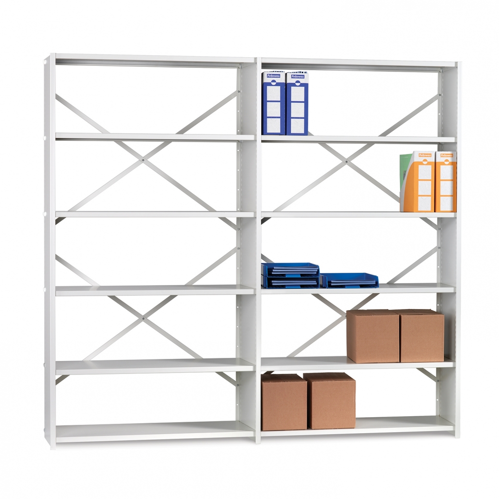 Probe ikon shelving with division