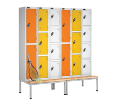 probe leasure lockers 2-4 seats for one family