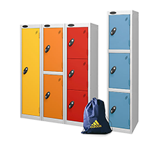 Probe low lockers