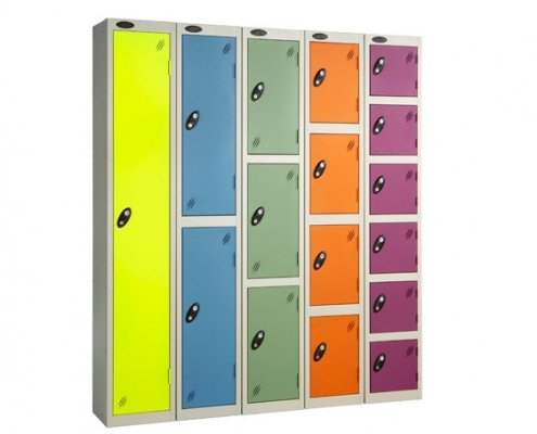 Probe minibox lockers