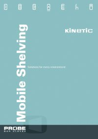 Click to download probe kinetic mobile shelving brochure