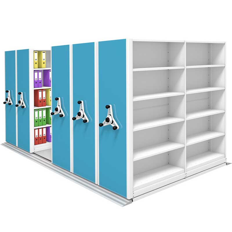 Probe mobile shelving