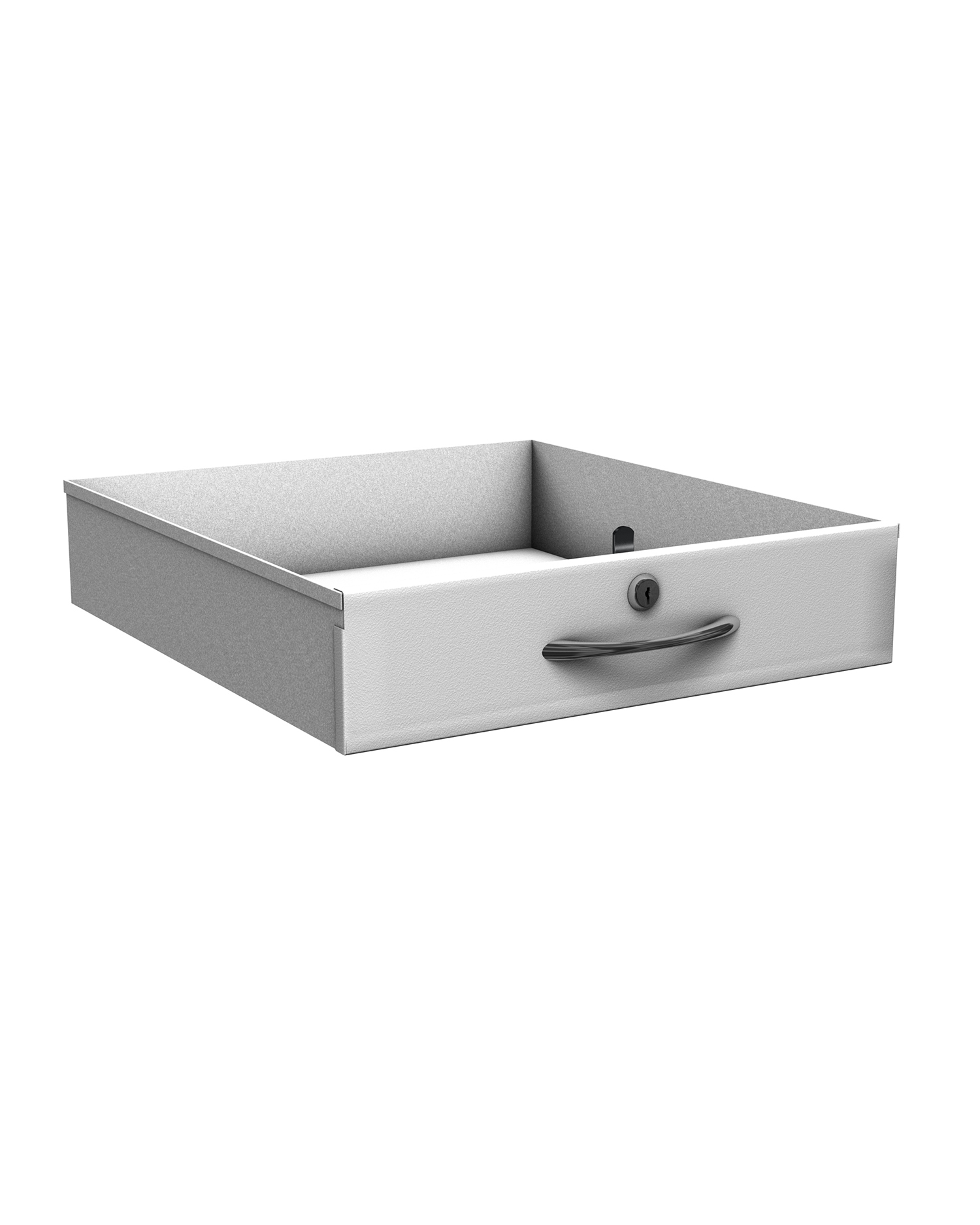 Probe new workstation drawer white