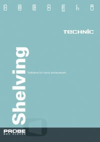 Click to download probe shelving technic library brochure