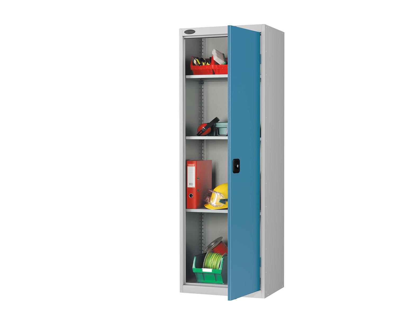 Probe slim cupboard blue