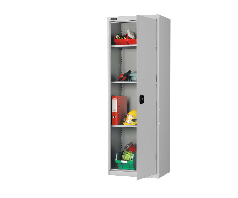 Probe slim cupboard silver