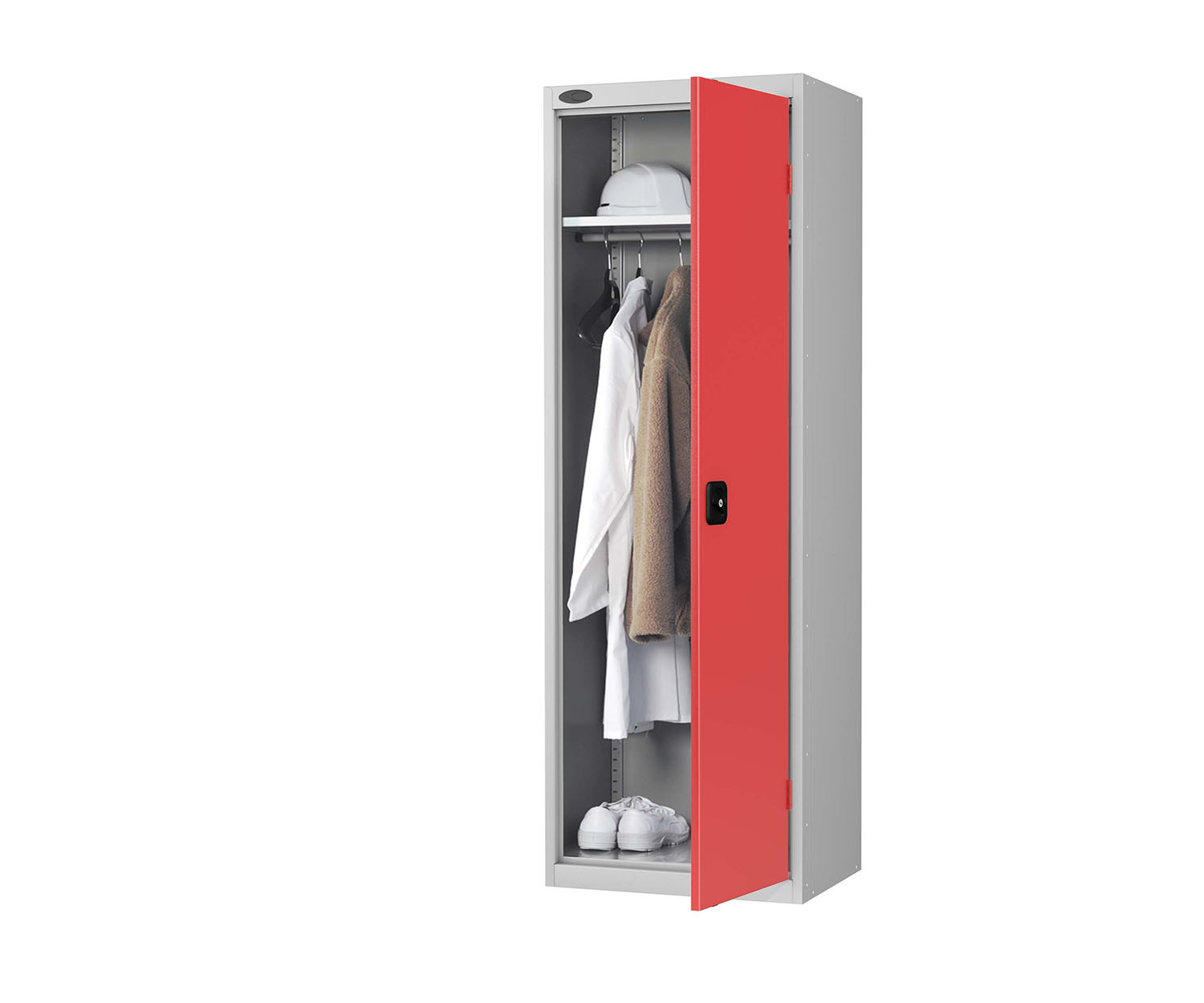 Probe tool slim wardrobe red