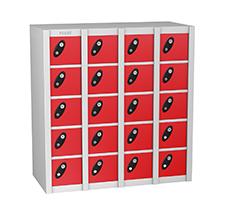 Probe small compartment leisure locker