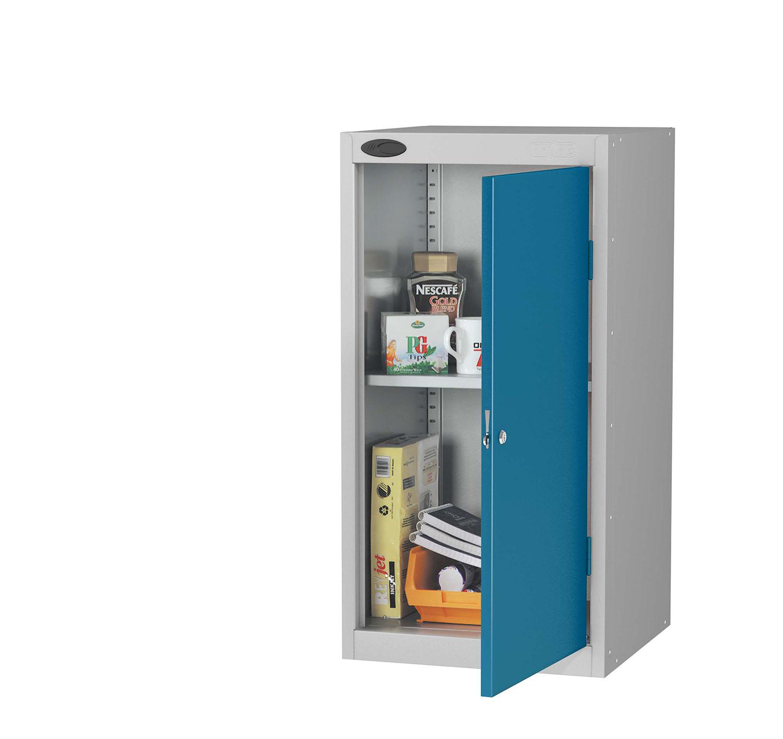 Probe small cupboard blue