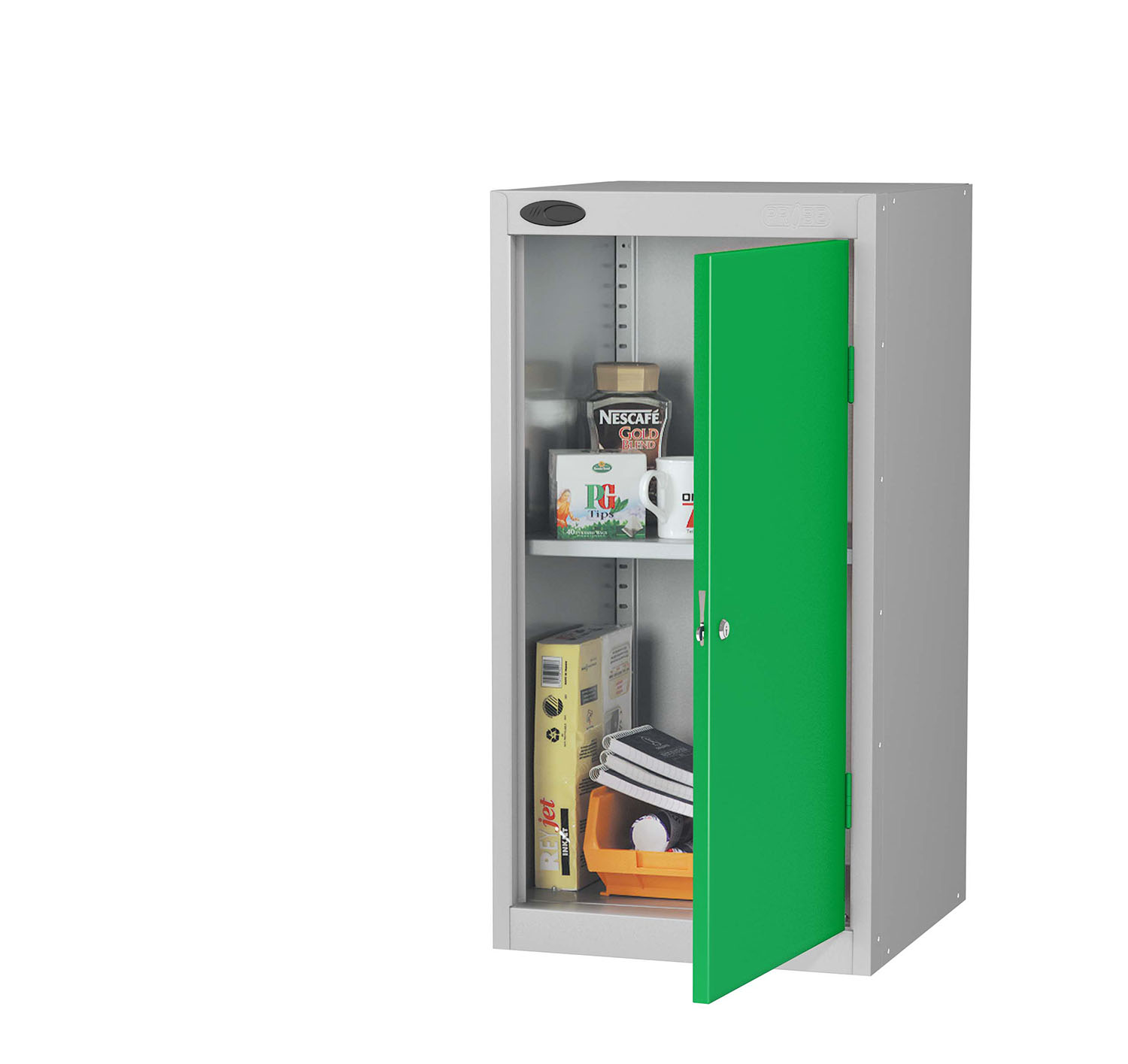 Probe small cupboard green