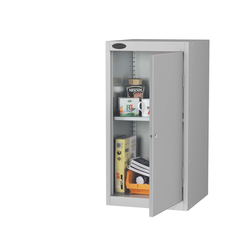 Probe small cupboard silver
