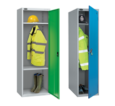 Probe specialist high capacity lockers